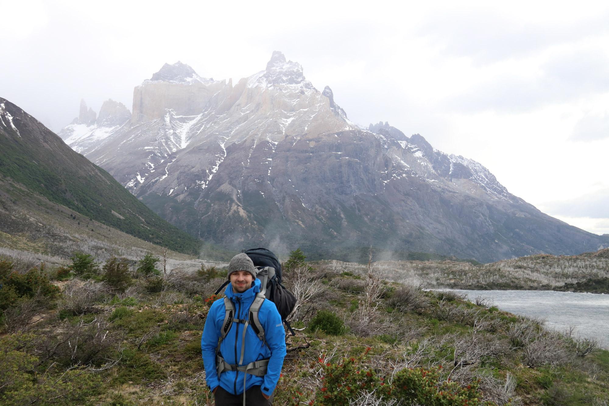 Danny van der Meijden - W-Trek in Torres del Paine