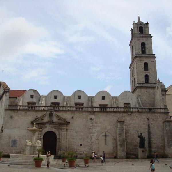 Basílica Menor de San Francisco de Asís - Havana - Cuba