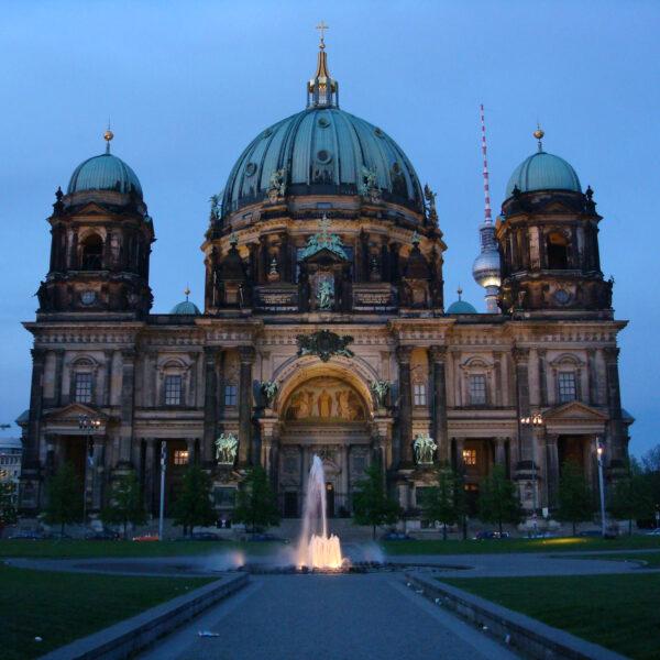 Berliner Dom - Berlijn - Duitsland