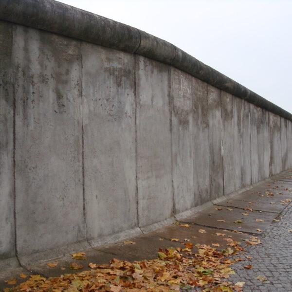 Bernauer Strasse - Berlijn - Duitsland