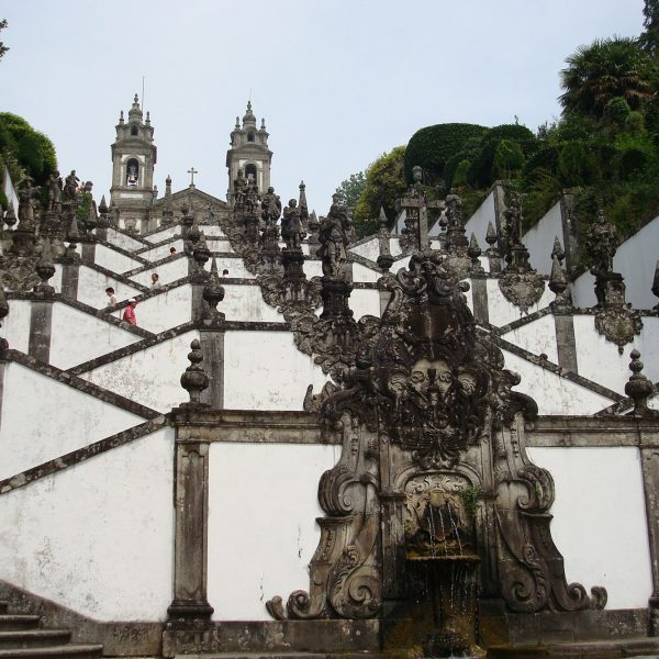 Bom Jesus do Monte - Portugal