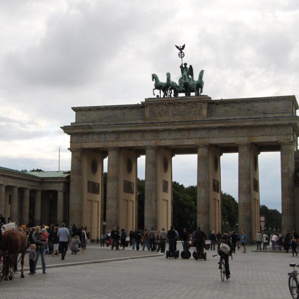 Brandenburger Tor - Berlijn - Duitsland