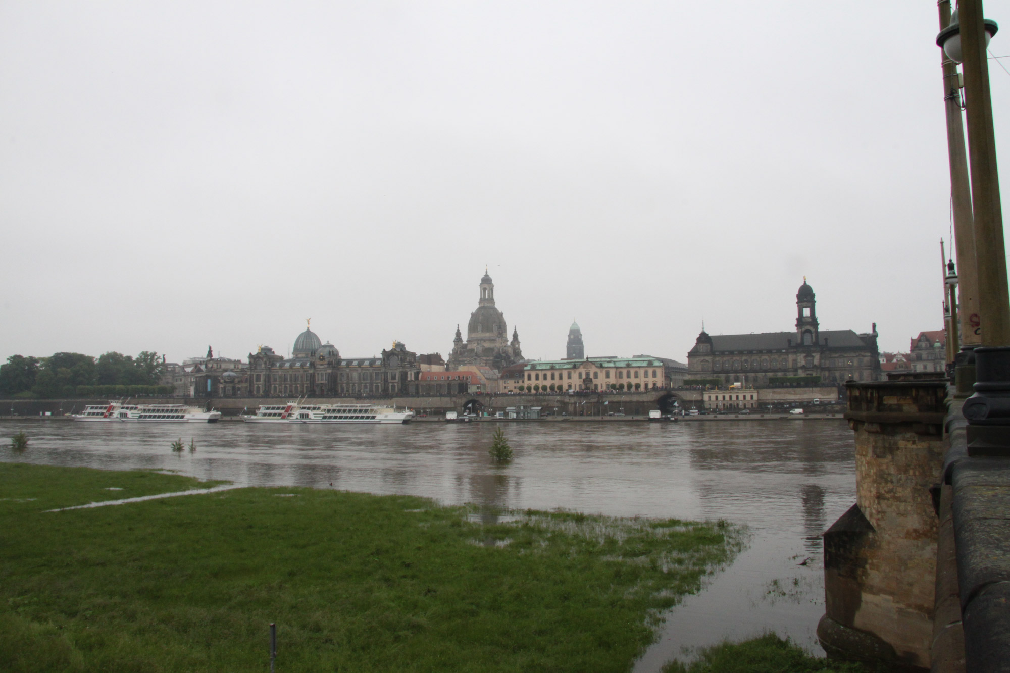 Brühlsche Terrasse - Dresden - Duitsland