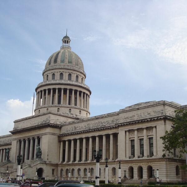 Capitolio - Havana - Cuba