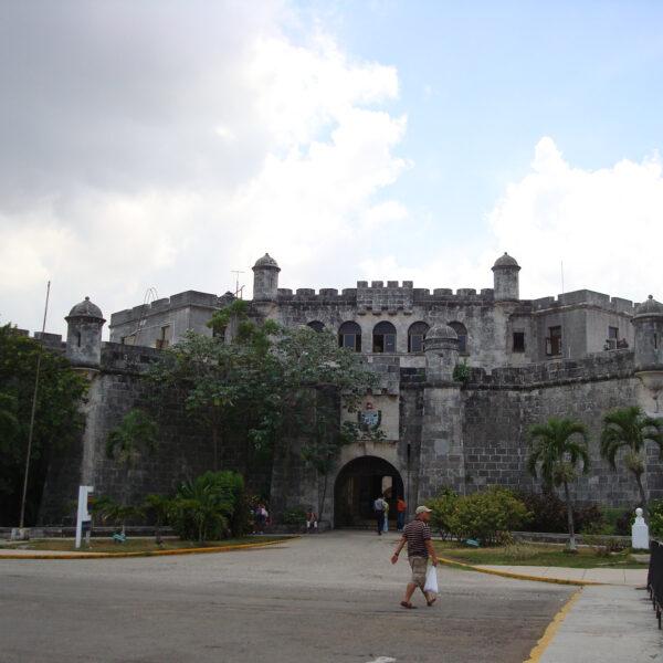 Castillo de la Real Fuerza - Havana - Cuba