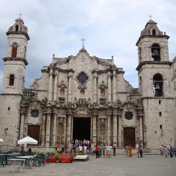 Catedral de San Cristóbal - Havana - Cuba
