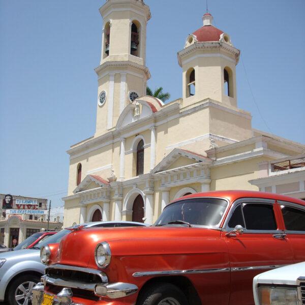 Cathedral de la Purísima Conceptión - Cienfuegos - Cuba