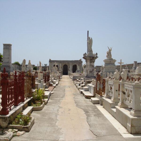 Cementerio General La Reina - Cienfuegos - Cuba