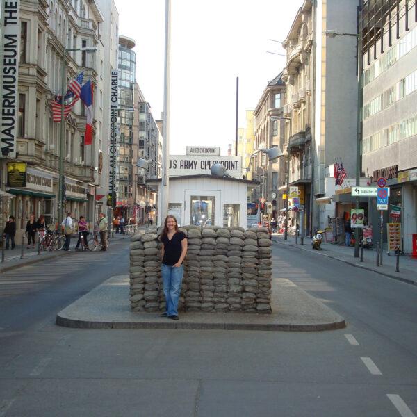 Checkpoint Charlie - Berlijn - Duitsland
