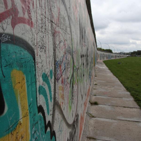East Side Galery - Berlijn - Duitsland