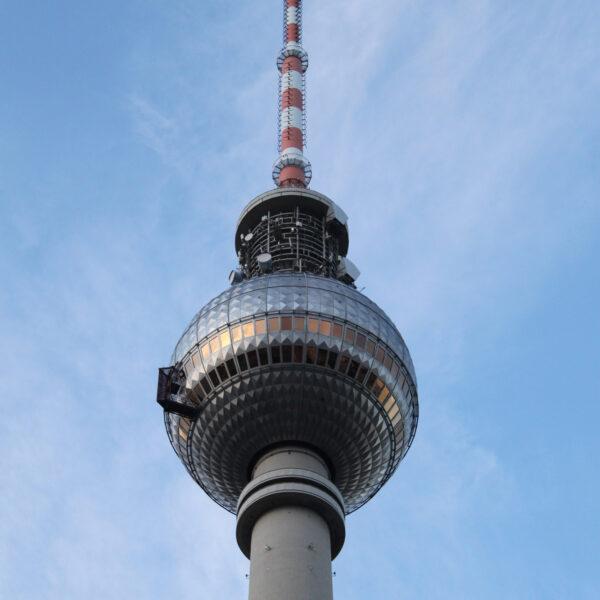 Fernsehturm - Berlijn - Duitsland