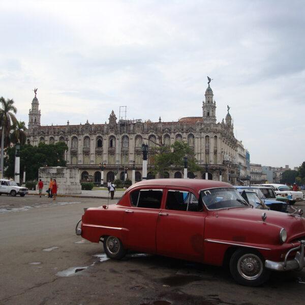 Gran Teatro - Havana - Cuba