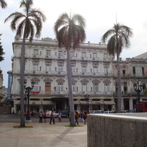 Hotel Inglaterra - Havana - Cuba