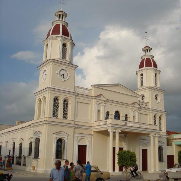 Iglesia de la Purísima Conceptión - Manzanillo - Cuba