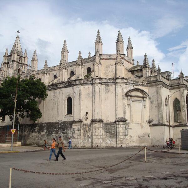 Iglesia del Ángel Custodio - Havana - Cuba