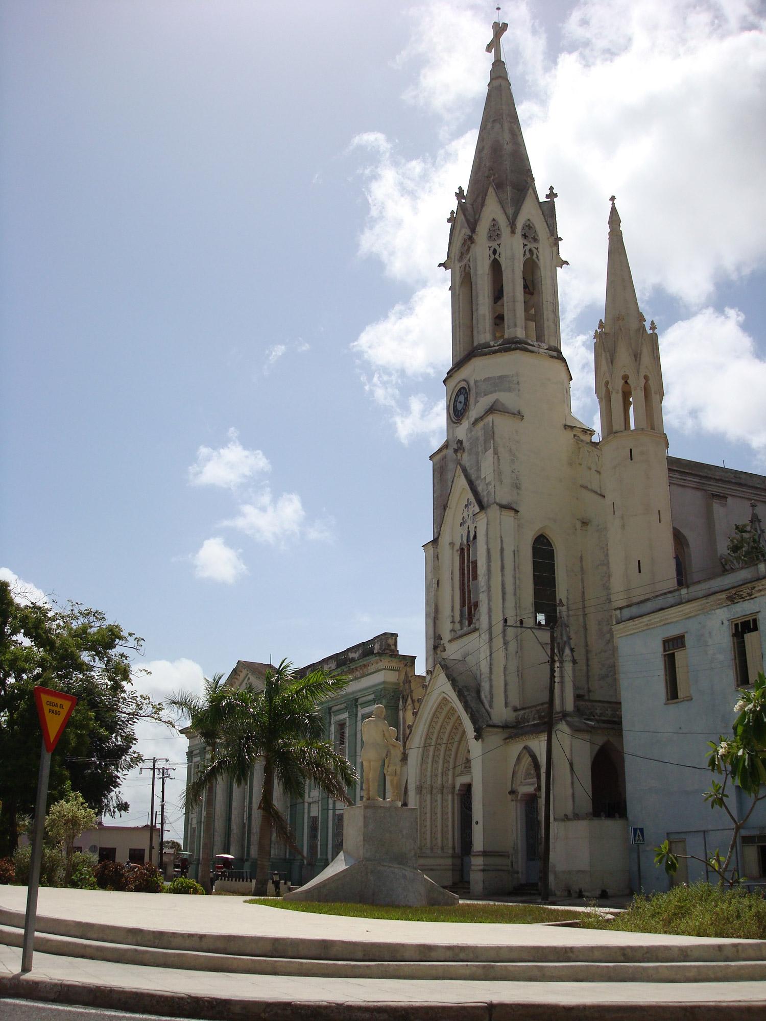 Iglesia Sagrado Corazón De Jesús In Camagüey Cuba Reizen Reistips