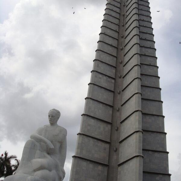 José Marti-monument - Havana - Cuba