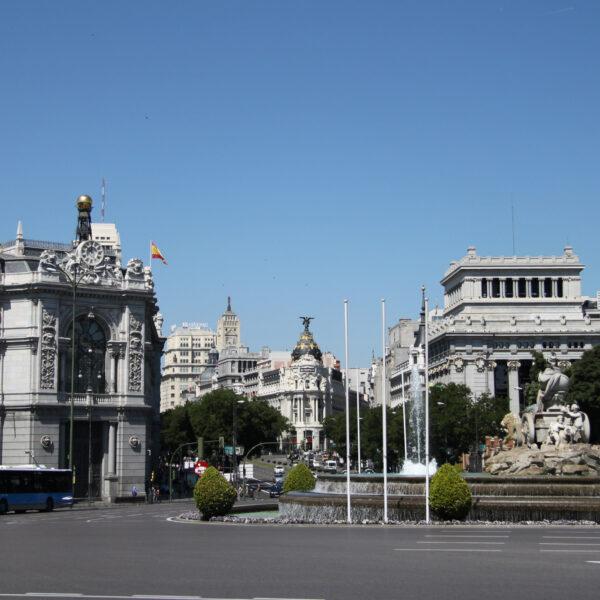 Madrid -Spanje