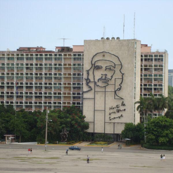 Ministerio del Interior - Havana - Cuba