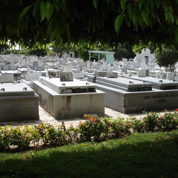 Necrópolis Colón - Havana - Cuba