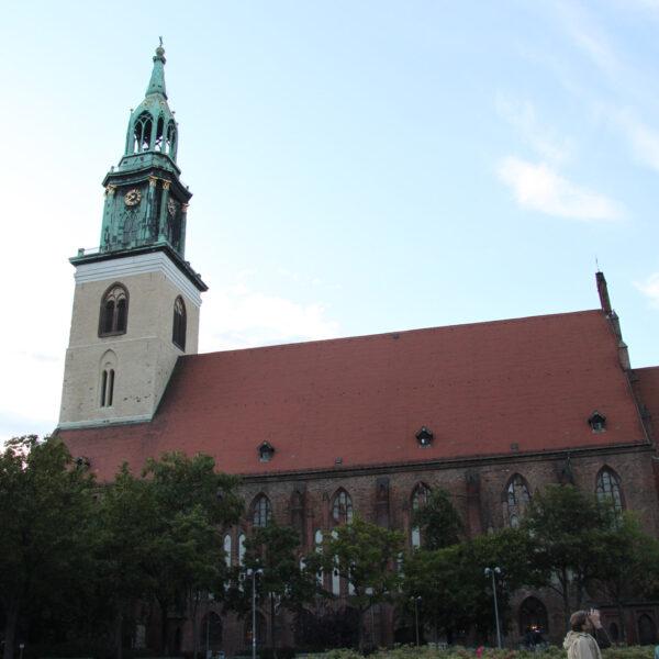 Nikolaikirche - Berlijn - Duitsland