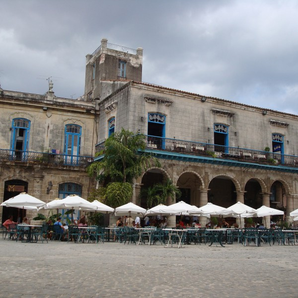 Palacio de los Maqueses de Aguas Claras - Havana - Cuba