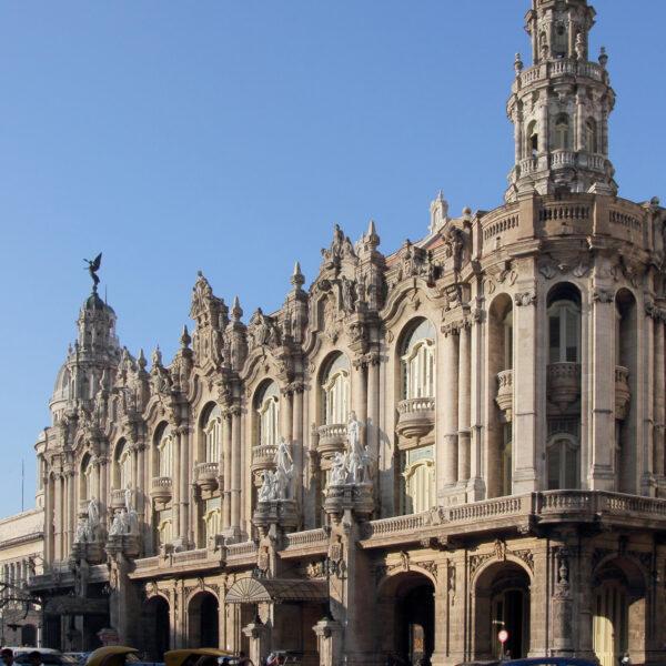 Palacio del Centro Asturiano - Havana - Cuba