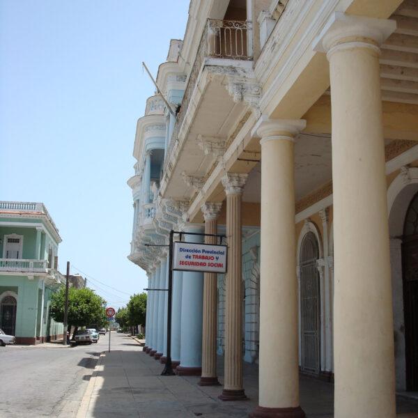 Palacio Ferrer - Cienfuegos - Cuba
