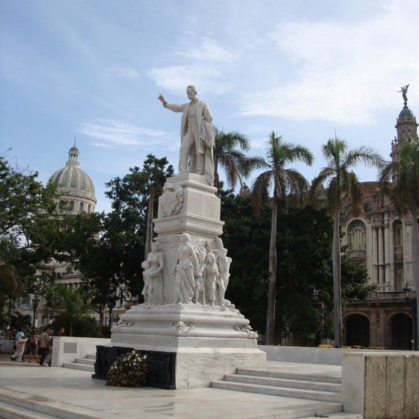 Parque Central - Havana - Cuba
