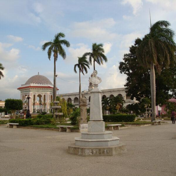 Parque Céspedes - Manzanillo - Cuba