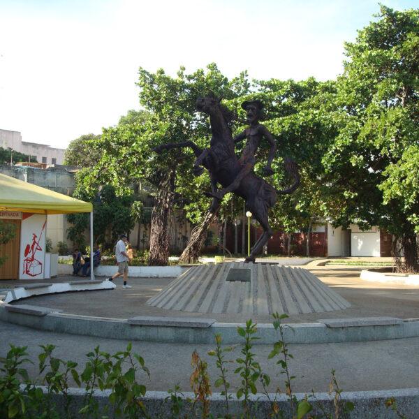Parque del Quijote - Havana - Cuba