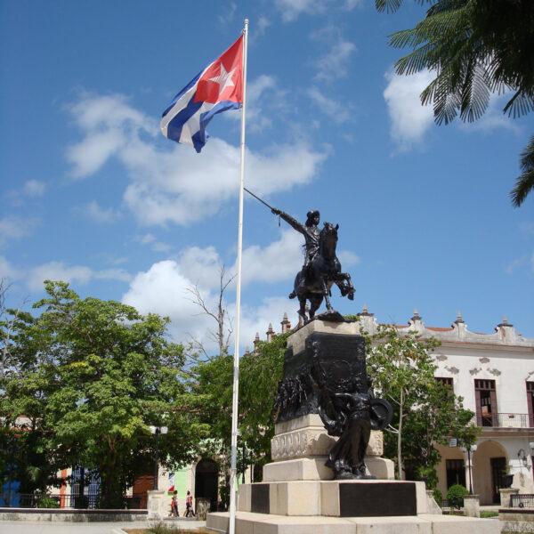 Parque Ignacio Agramonte - Camagüey - Cuba
