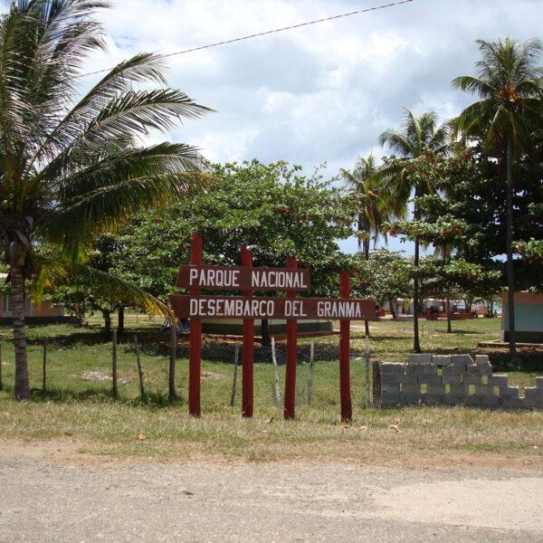 Parque Nacional Desembarco del Granma - Cuba