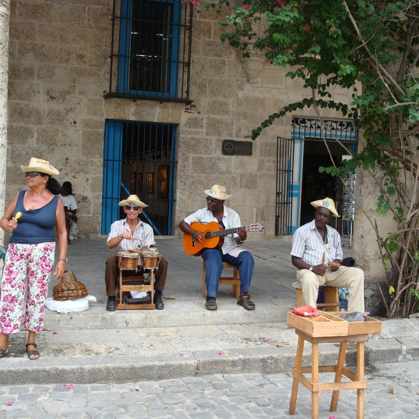 Plaza de la Catedral - Havana - Cuba