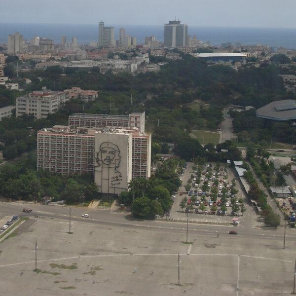Plaza de la Revolución - Havana - Cuba