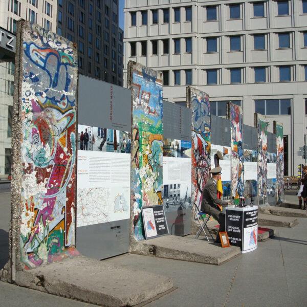 Potsdamer Platz - Berlijn - Duitsland