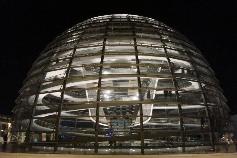 Reichstag - Berlijn - Duitsland