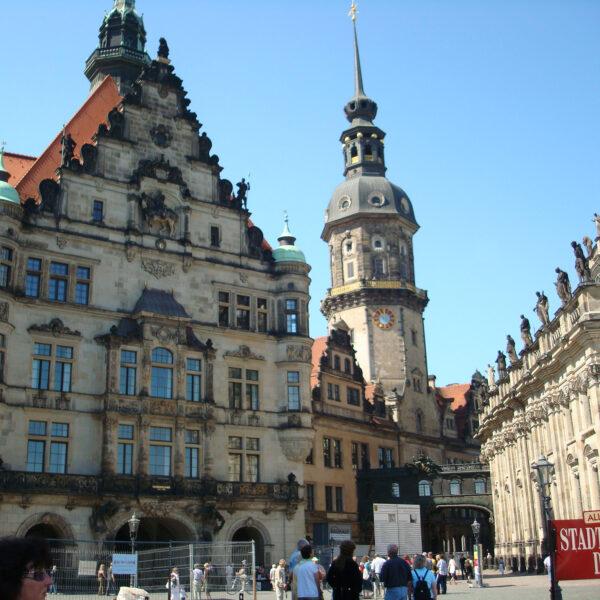 Residenzschloss - Dresden - Duitsland