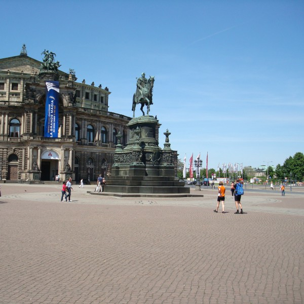 Sächsische Staatsoper - Dresden - Duitsland