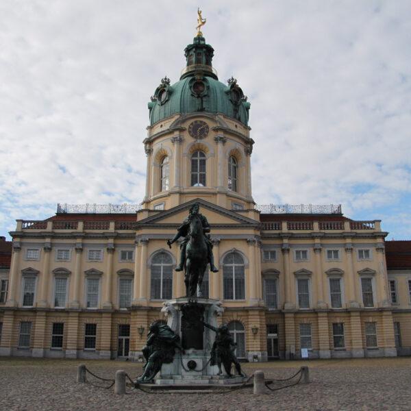Schloss Charlottenburg - Berlijn - Duitsland