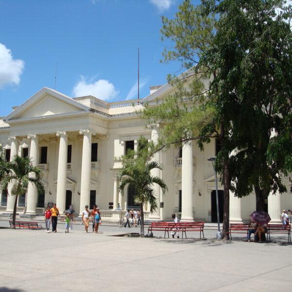 Teatro de la Caridad - Santa Clara - Cuba