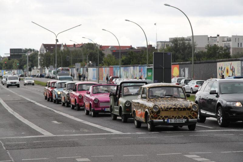 Trabi Safari - Berlijn - Duitsland