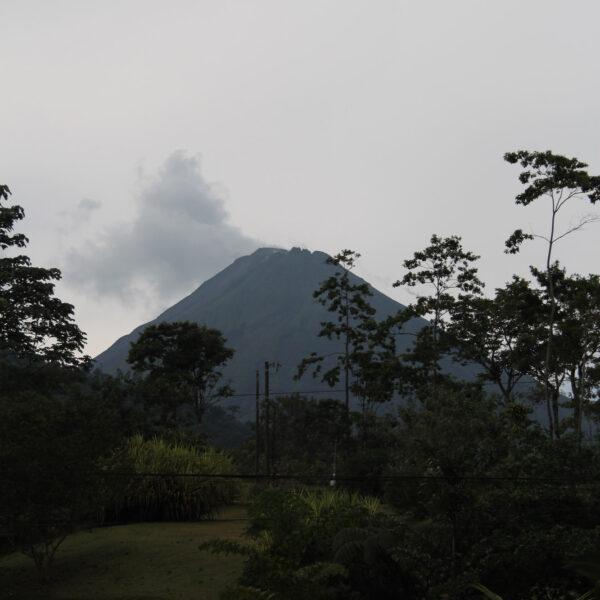 Volcán Arenal - Parque nacional Volcán Arenal - Costa Rica
