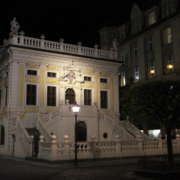 Alte Handelsbörse - Leipzig - Duitsland
