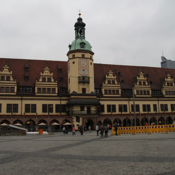 Altes Rathaus - Leipzig - Duitsland