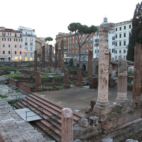 Area Sacra dell'Argentina - Rome - Italië
