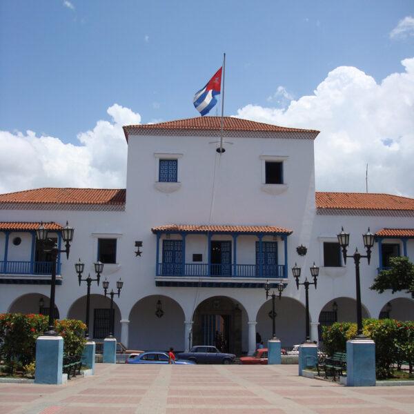 Ayuntamiento - Santiago de Cuba - Cuba