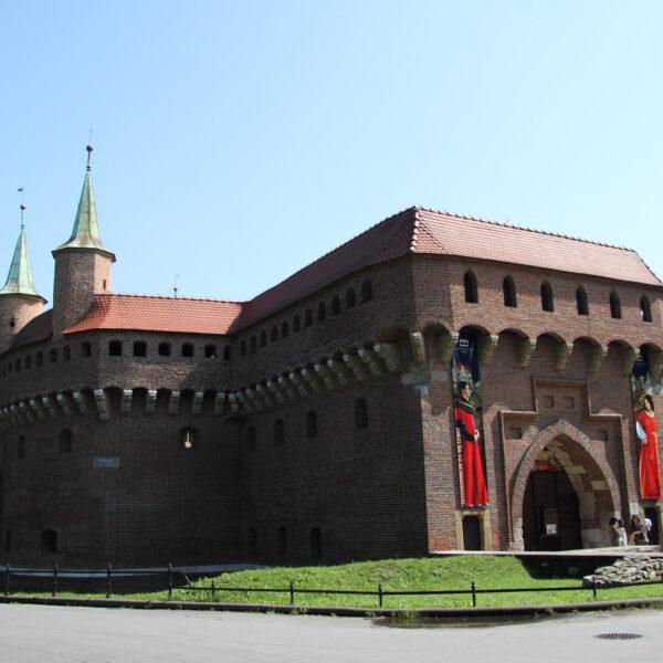 Barbacane - Krakau - Polen