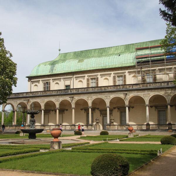 Belvedere - Praag - Tsjechië