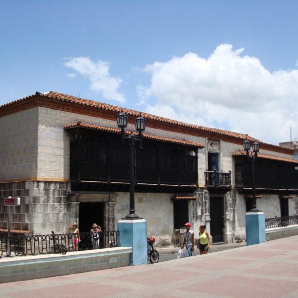 Casa de Diego Velázquez - Santiago de Cuba - Cuba
